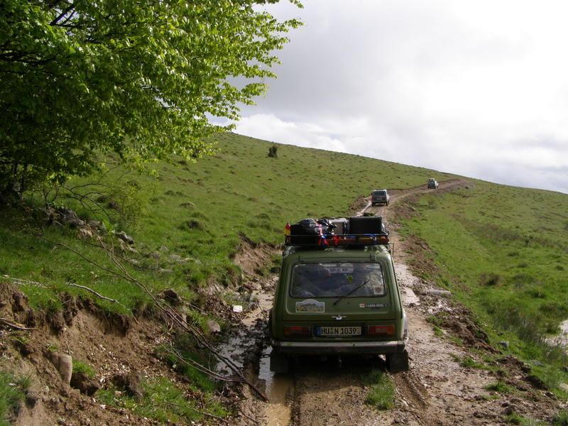 Karpat niva tour '14. Rumania 18517770ou