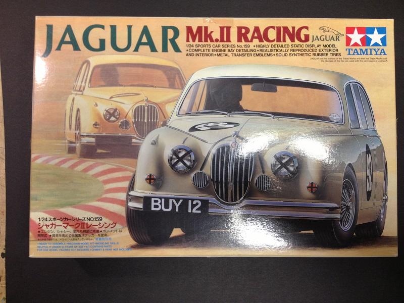 Modellbau Jaguar ~ Bau abgebrochen: jaguar mk2 1 24 von tamiya bauberichte das