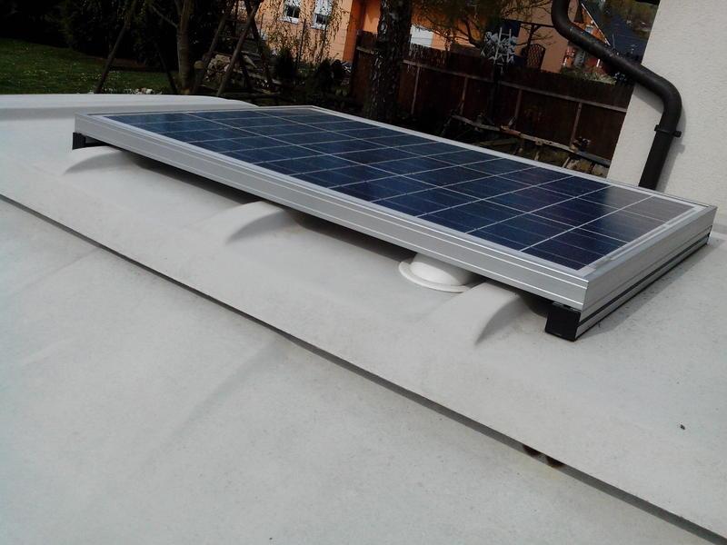 Solarpanel Montieren L 246 Cher Ins Dach Tipps Gesucht