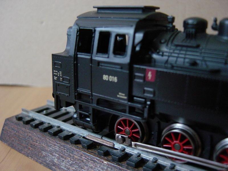 Tenderlok BR 80 (MÄRKLIN) 18578665nb