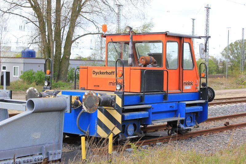 Zweiwege-Rangierlok 18586541ne