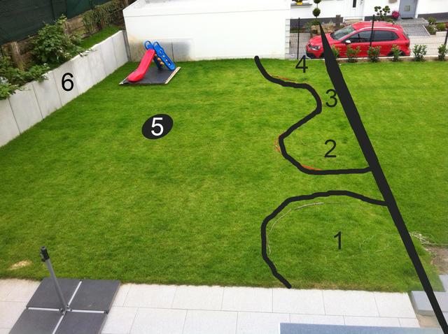Wie mache ich aus einem reihenhausgarten ein for Gartengestaltung dhh