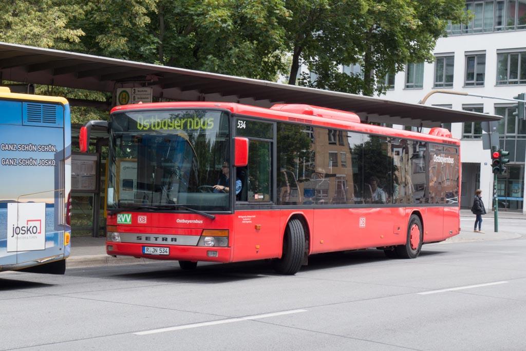 Linie 4 Regensburg