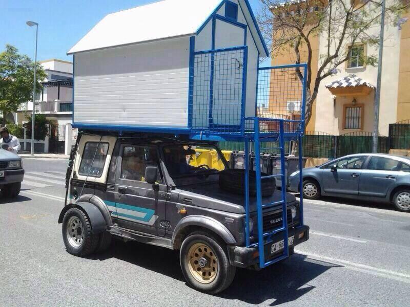 SUZUKI-OFFROAD.net • Thema anzeigen - wohnmobil sj 413