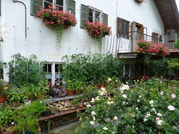 Bilder von der offenen gartenpforte seite 1 for Gartengestaltung verwunschen