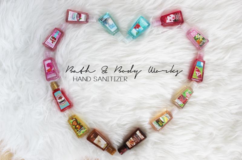 Bath & Body Works Hand Sanitizer