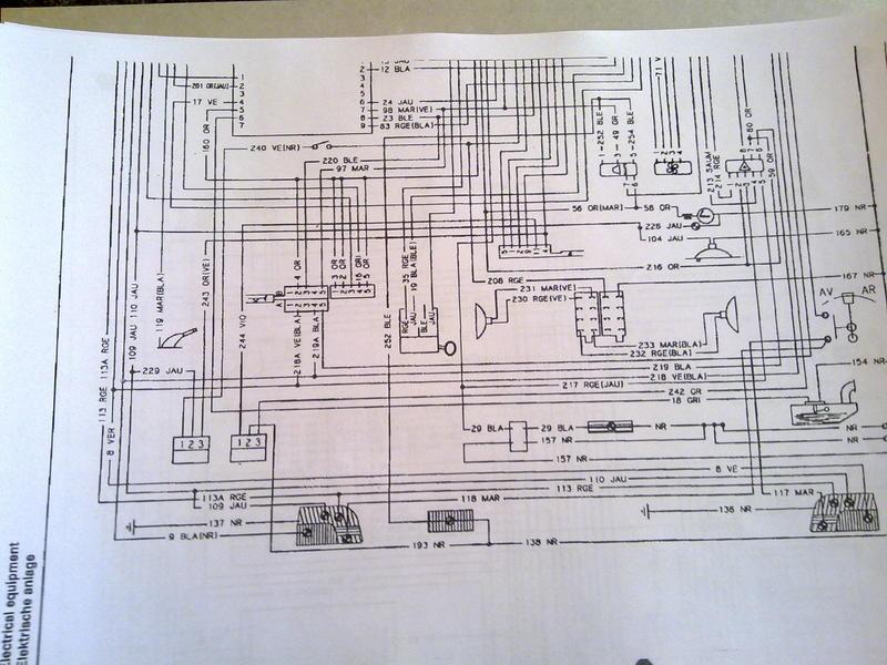 Fantastisch Ford Anschlussplan Galerie - Der Schaltplan ...