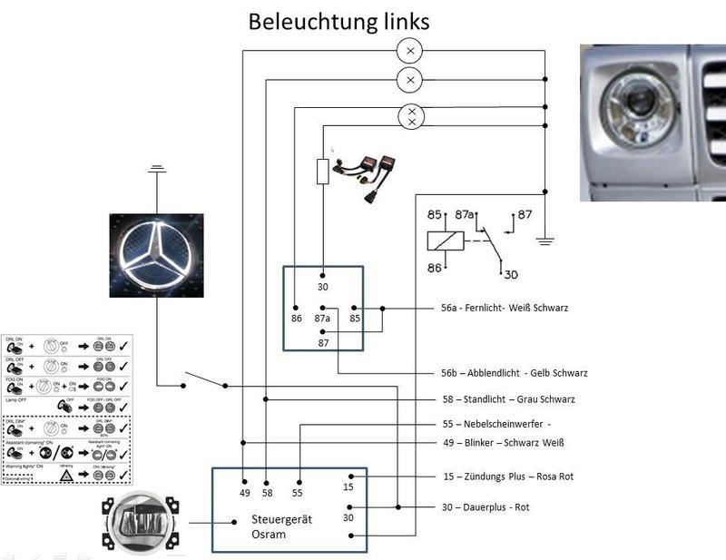 Bi Xenon Umbau mit Elektronik Problem - Viermalvier.de, das ...
