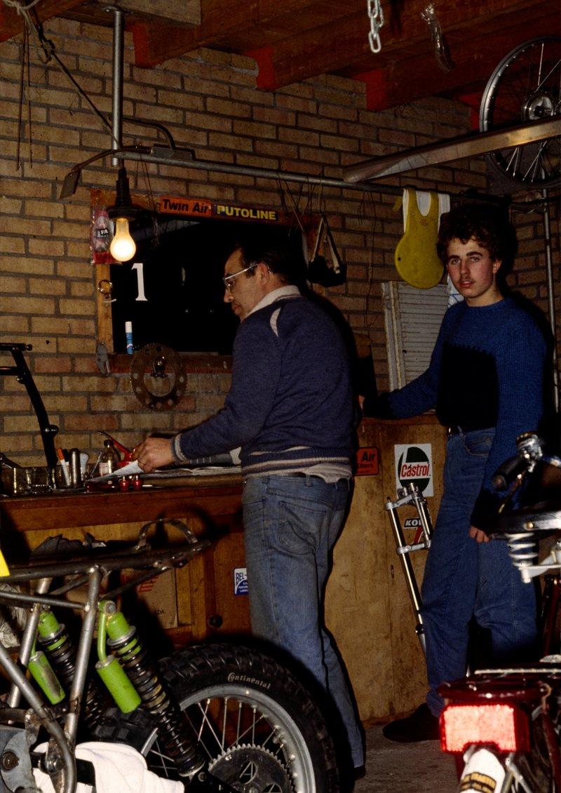 Wullink Motocross Puch 18884999xs