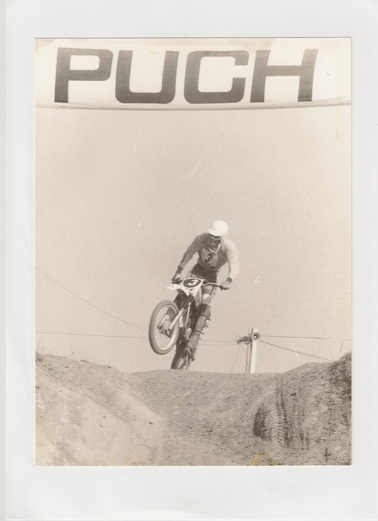 Wullink Motocross Puch 18885018mk