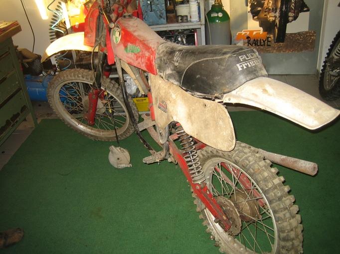 Wullink Motocross Puch 18885455yr