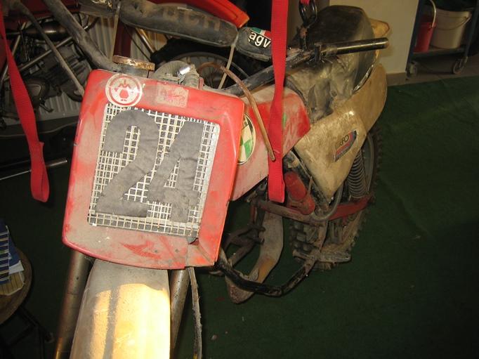 Wullink Motocross Puch 18885456xu