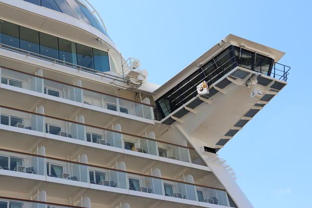Balkonkabinen der Kat. G Mein Schiff 3, die man meiden ...
