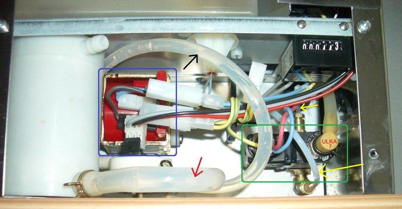 Lavazza Ersatzteile Point Espressomaschine Matinèe