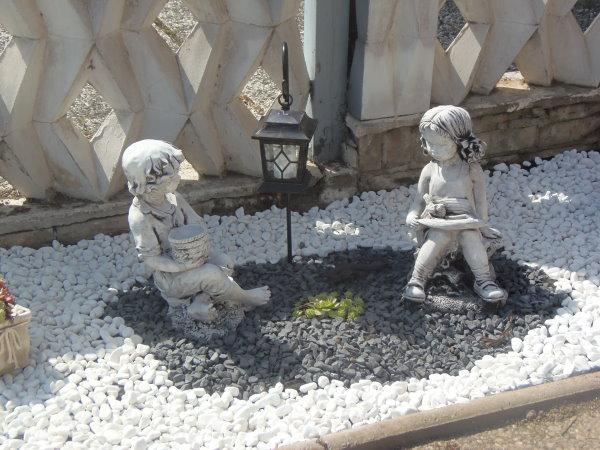 unser kleiner Steingarten : Du und dein Garten