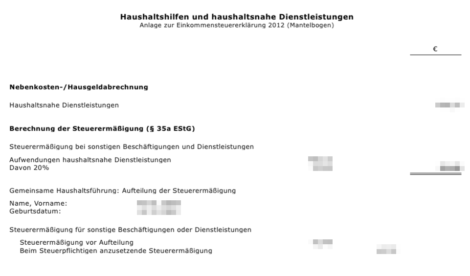 Steuertipps Forum