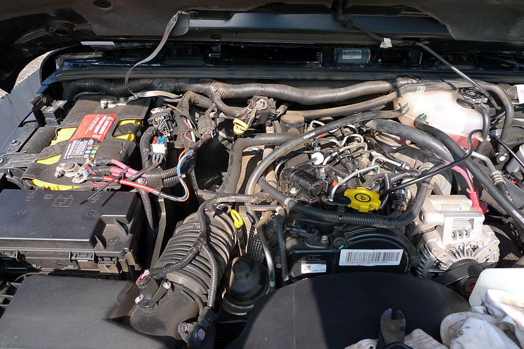 Jeep Liberty Mpg >> Kitpower box on the 2.8 CRD engine - JK-Forum.com - The top destination for Jeep JK and JL ...
