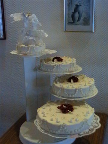 Hochzeitstorte - welche torte steckt dahinter