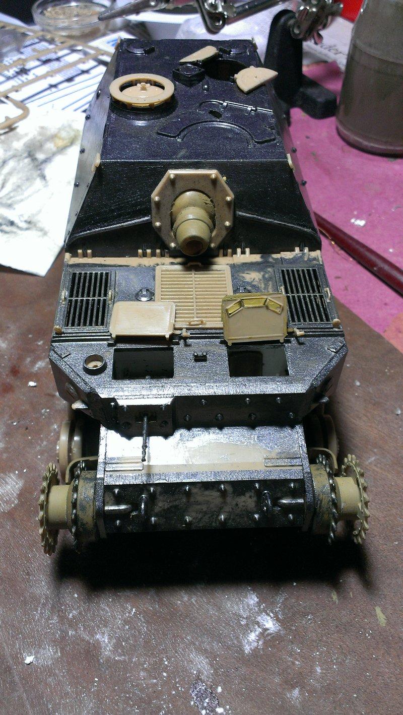 Jagdpanzer Elefant aus der Restekiste 19325292rn