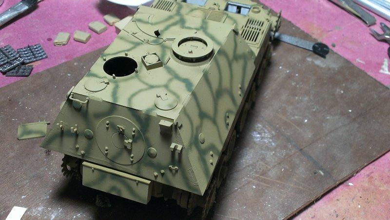 Jagdpanzer Elefant aus der Restekiste 19325398in