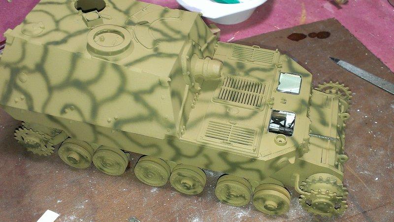 Jagdpanzer Elefant aus der Restekiste 19325408ig