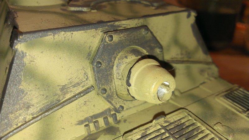 Jagdpanzer Elefant aus der Restekiste 19325472je