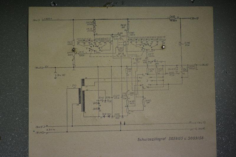 Dampfradioforum • Thema anzeigen - Schuloszillograf S05915(5/6)