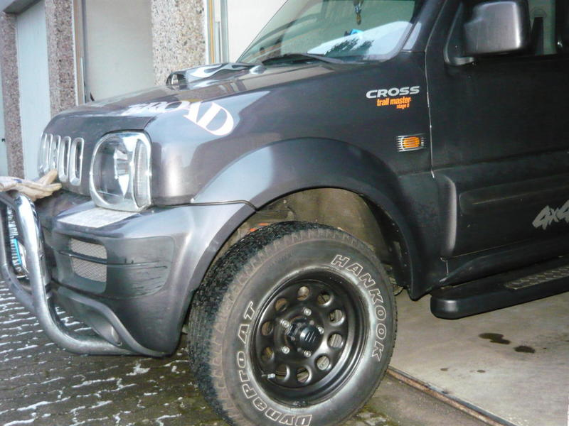 jimny im winter