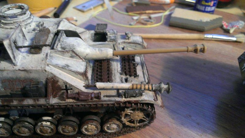 Jagdpanzer Elefant aus der Restekiste 19356603zw