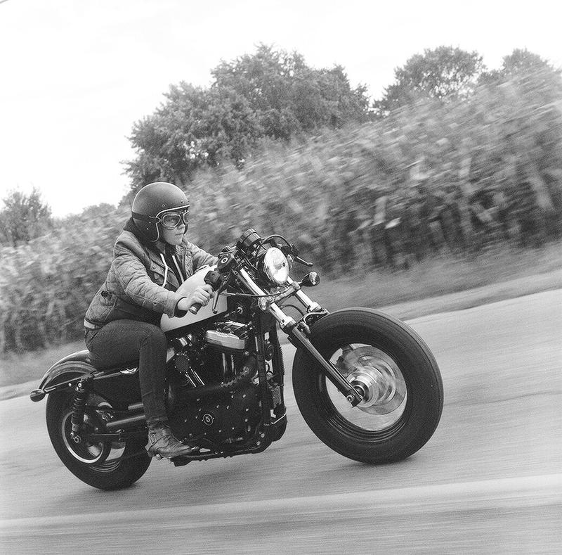 Harley Davidson Forty Eight Lenker