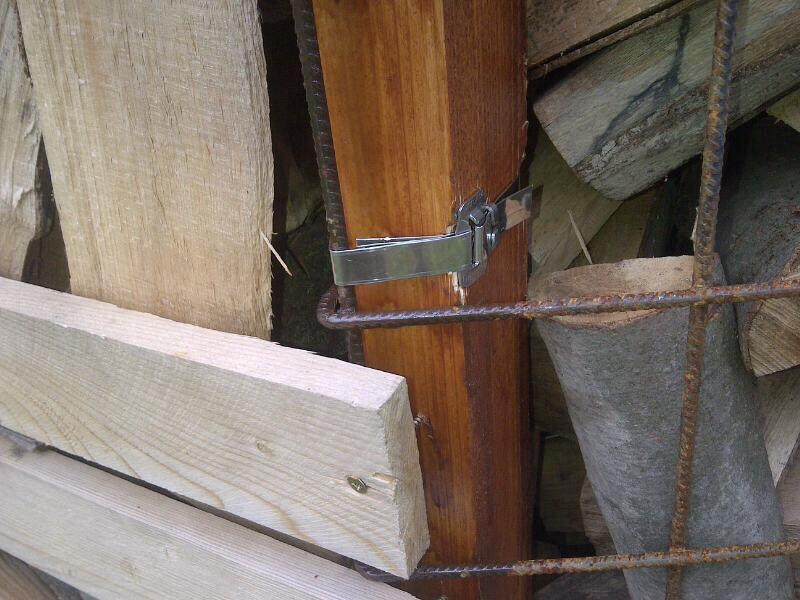 absägen einer dachlatten