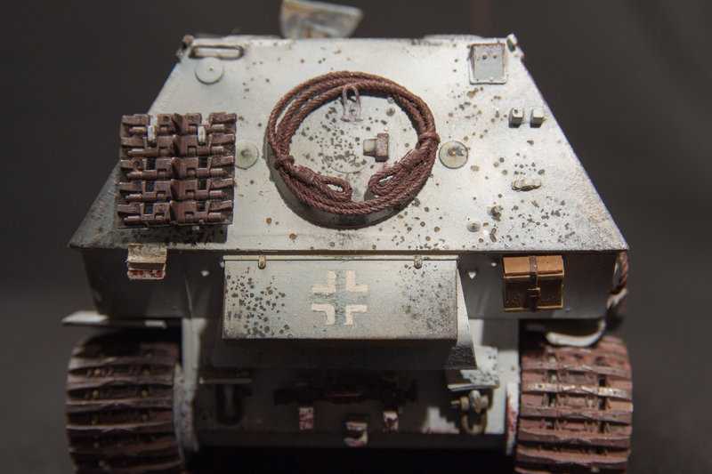 Jagdpanzer Elefant aus der Restekiste 19381748ze