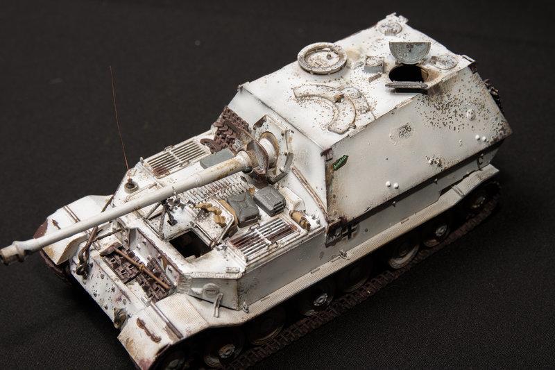 Jagdpanzer Elefant aus der Restekiste 19381749mu