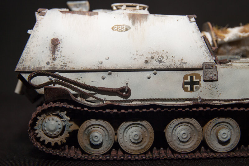 Jagdpanzer Elefant aus der Restekiste 19381751bi