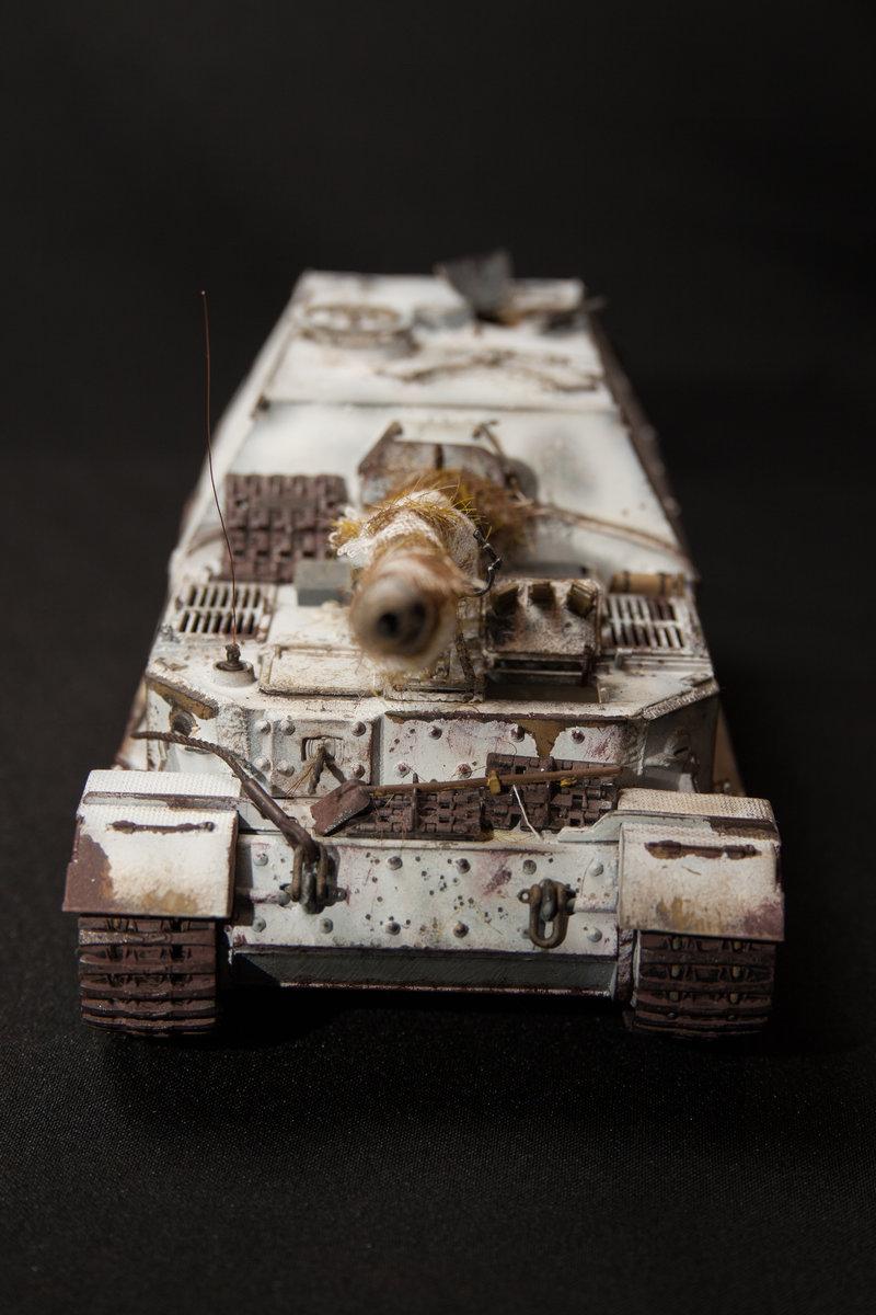 Jagdpanzer Elefant aus der Restekiste 19381752bh