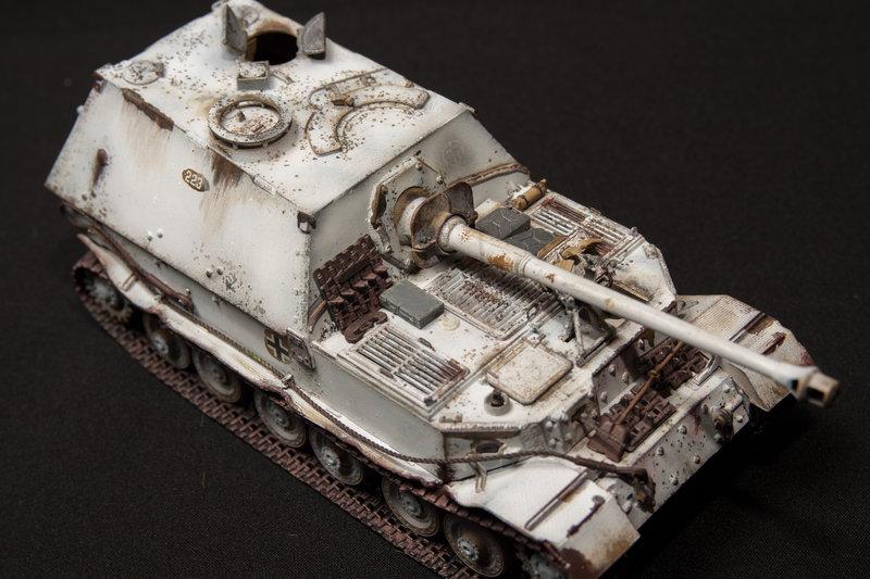 Jagdpanzer Elefant aus der Restekiste 19381753vg