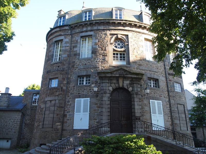Hotel Saint Privat Des Vieux