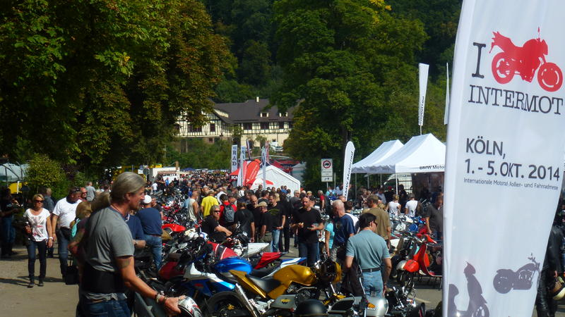 "Café Racer Festival ""Glemseck 101"" pres de Stuttgart 19455416vq"