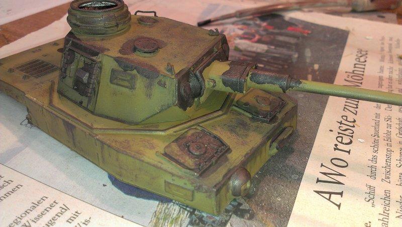 Panzerbunker aus Resten 19481467bz
