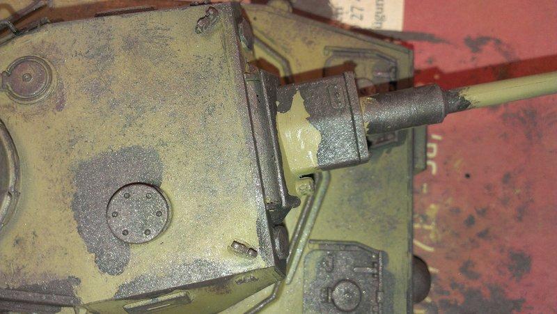 Panzerbunker aus Resten 19481468iy