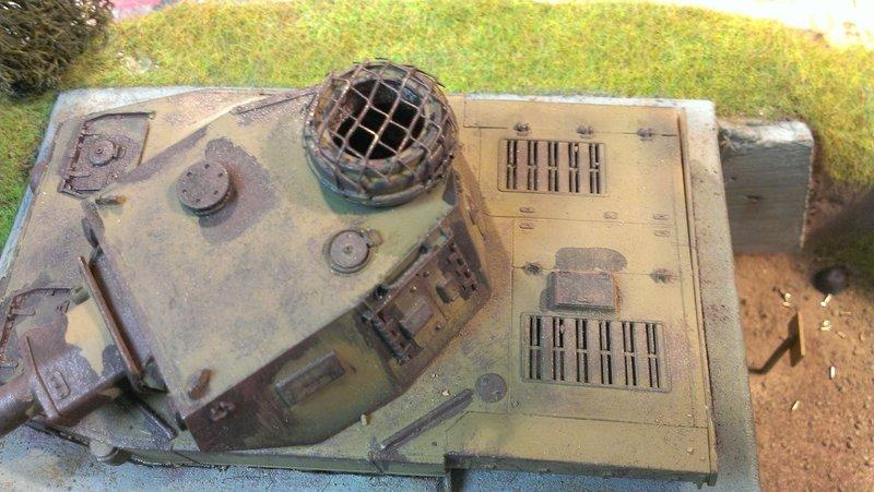 Panzerbunker aus Resten 19483508yt