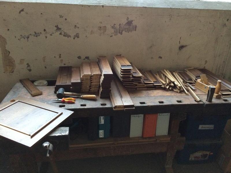 kleines eicheschlagzeug aus sperrm llholz musiker board. Black Bedroom Furniture Sets. Home Design Ideas