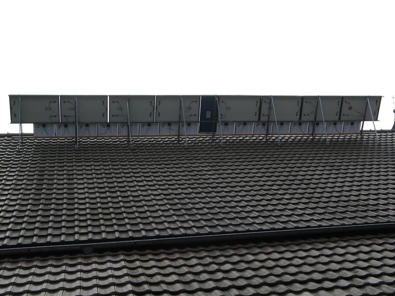 Photovoltaik nordseite