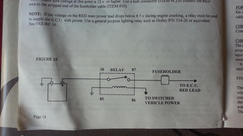 Img: Holley Projection Wiring Diagram At Outingpk.com