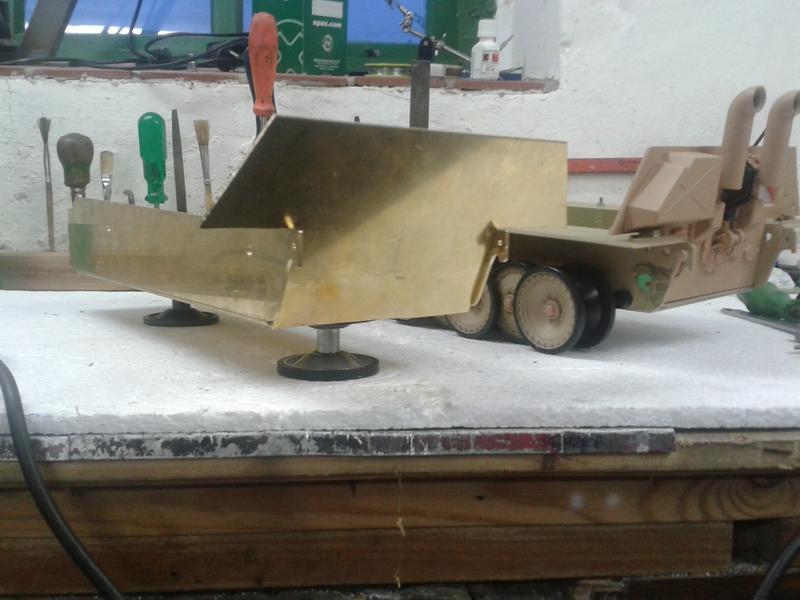 rc panzerketten forum lastwagen schlepper panzer etc. Black Bedroom Furniture Sets. Home Design Ideas