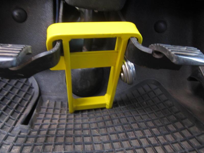 bullock excellence pedalsperre. Black Bedroom Furniture Sets. Home Design Ideas