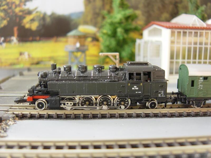 BR 86 ÖBB mit Güterwagen (Spur Z) 19665774ri