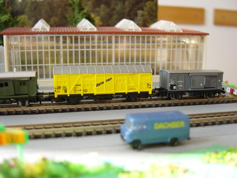 BR 86 ÖBB mit Güterwagen (Spur Z) 19665788if