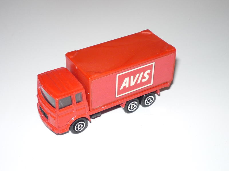 N°109 Saviem (Citerne, Container) 19709723ff