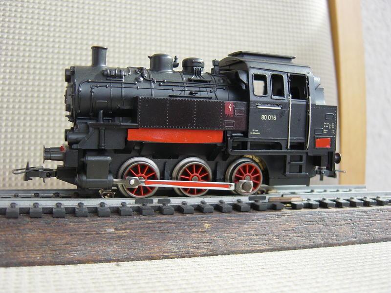 Tenderlok BR 80 (MÄRKLIN) 19803198ft